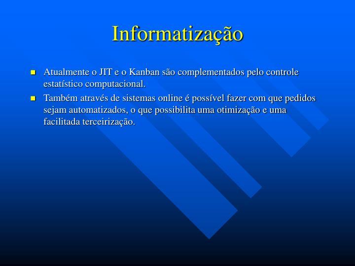 Informatização