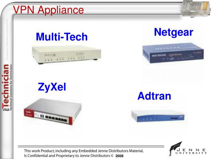 VPN Appliance