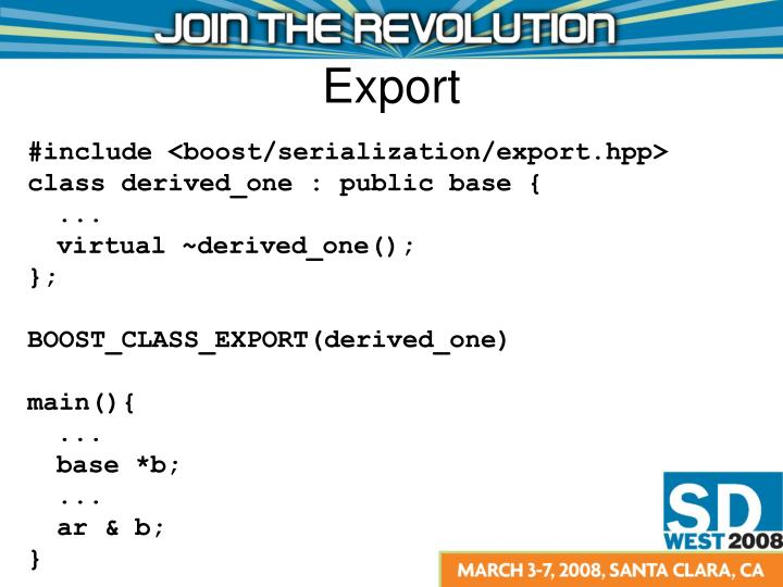 #include <boost/serialization/export.hpp>