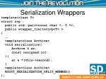 serialization wrappers1