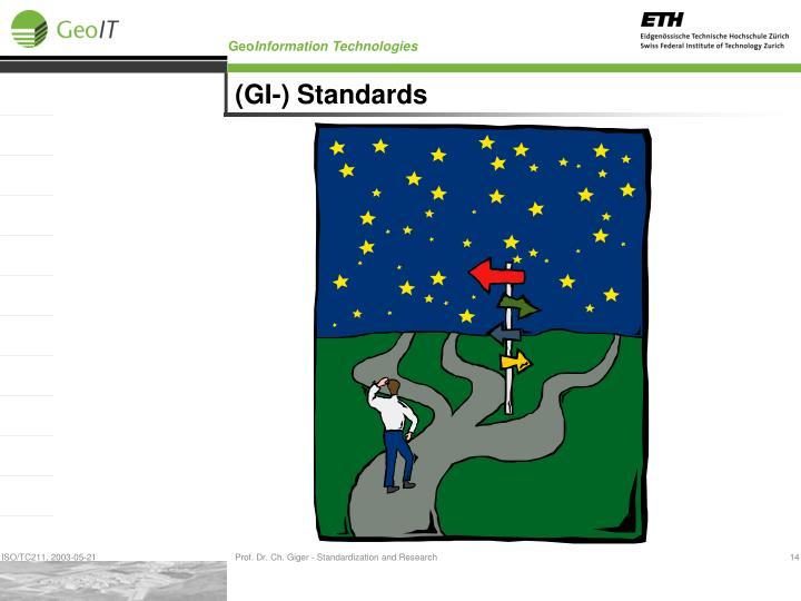 (GI-) Standards