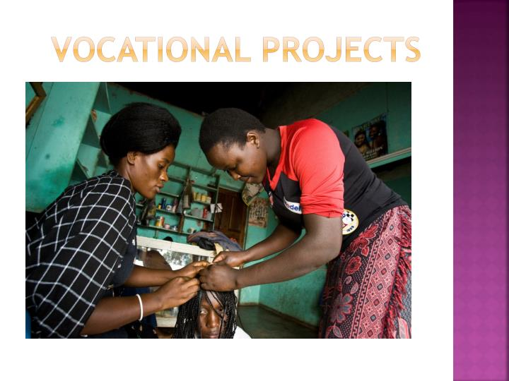 Vocational Projects