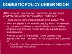 domestic policy under nixon2
