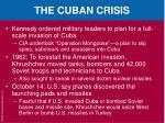 the cuban crisis2