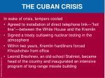 the cuban crisis4