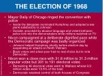 the election of 19684
