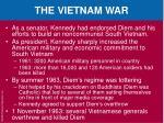 the vietnam war1
