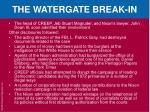 the watergate break in2