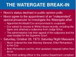 the watergate break in4