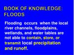 book of knowledge floods1