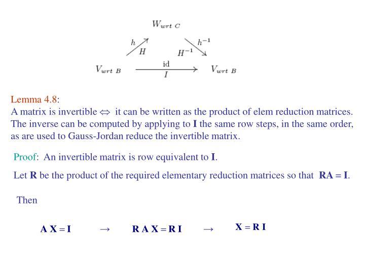 Lemma 4.8