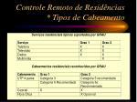 controle remoto de resid ncias tipos de cabeamento2