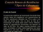 controle remoto de resid ncias tipos de cabeamento7