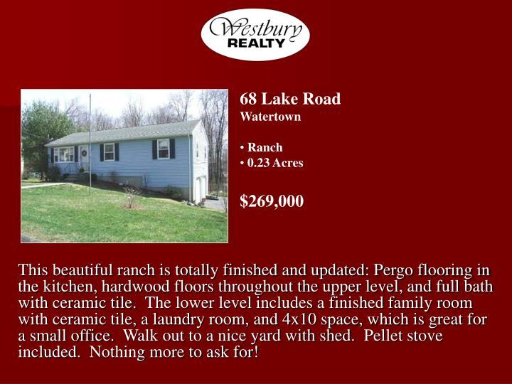 68 Lake Road
