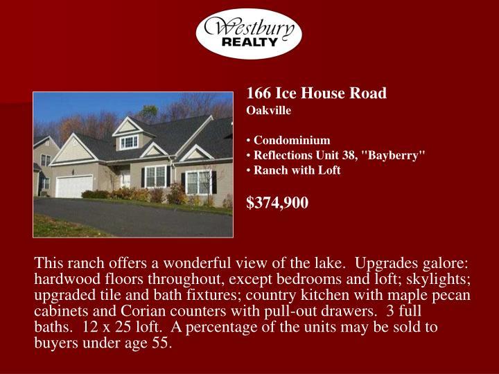 166 Ice House Road