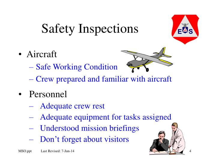 Safety Inspections