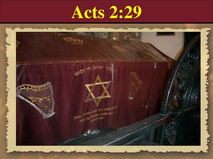 Acts 2:29