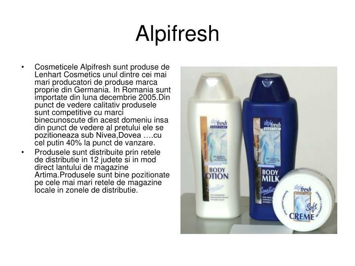 Alpifresh