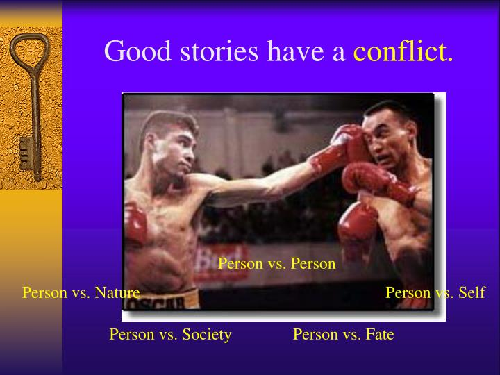 Good stories have a