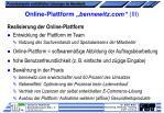 online plattform bennewitz com iii