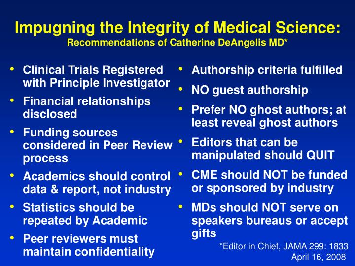Clinical Trials Registered with Principle Investigator