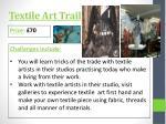 textile art trail