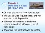 example 1 bank line v capel 1919 ac 435