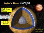 jupiter s moon europa
