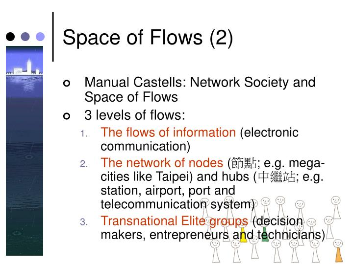 Space of Flows (2)