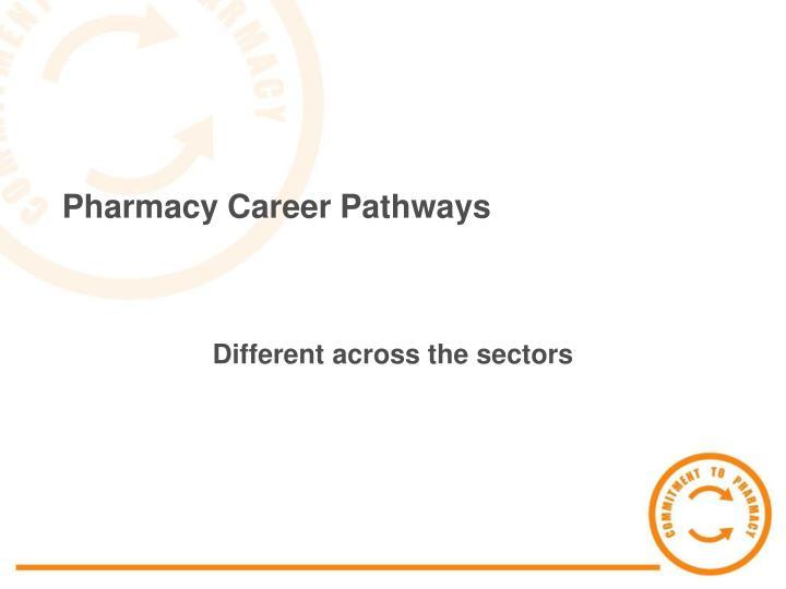 Pharmacy Career Pathways