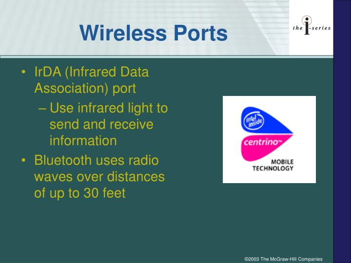 Wireless Ports