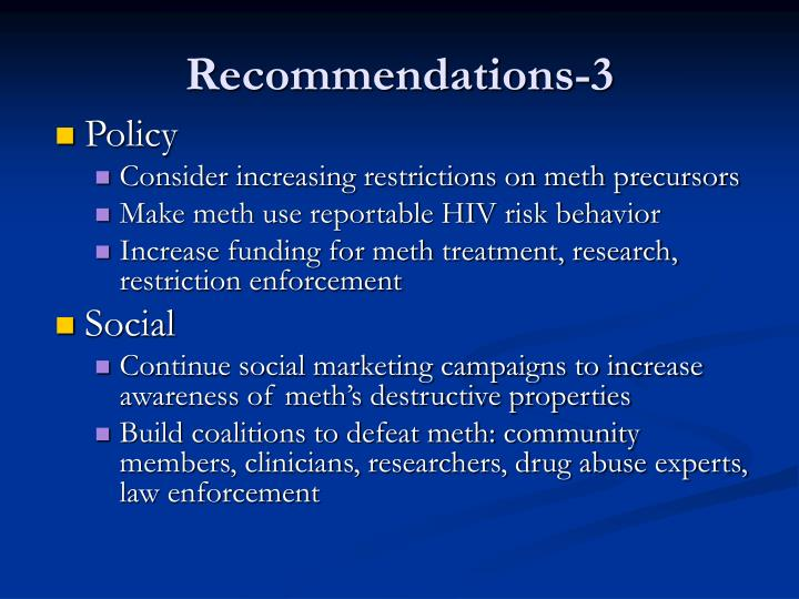Recommendations-3