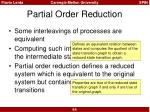 partial order reduction2