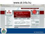 www dr info hu