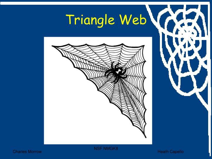 Triangle Web