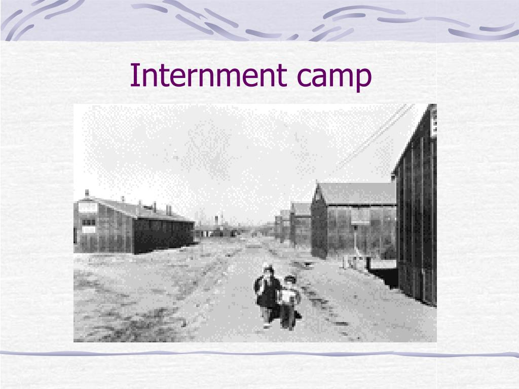 Internment camp