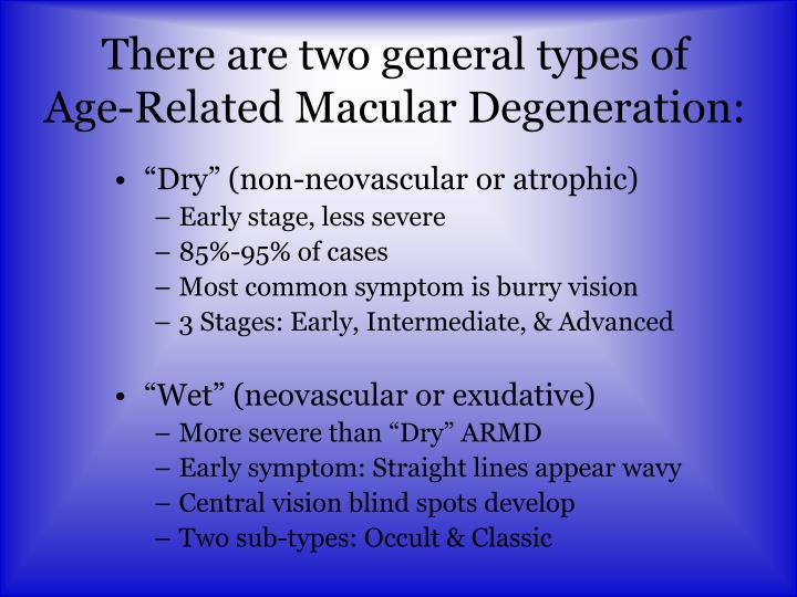 age related macular degeneration essay