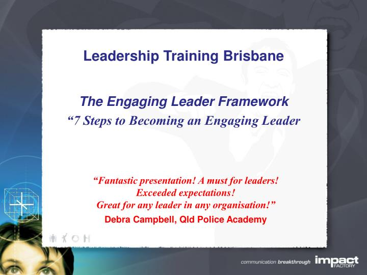 Leadership Training Brisbane