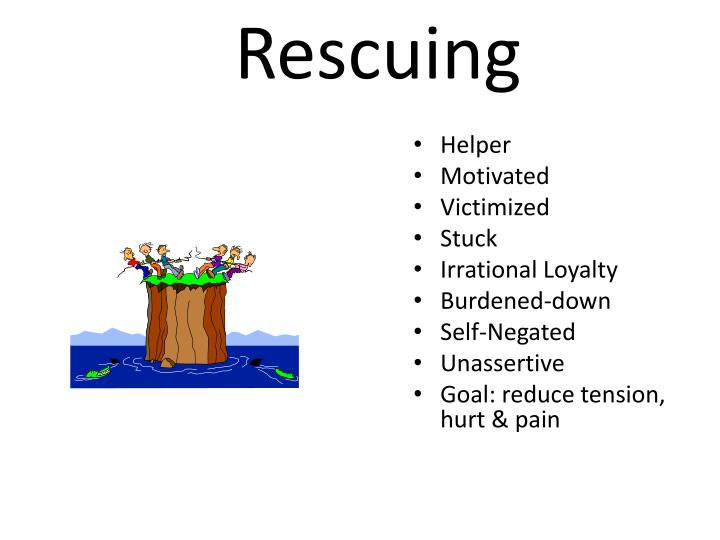 Rescuing