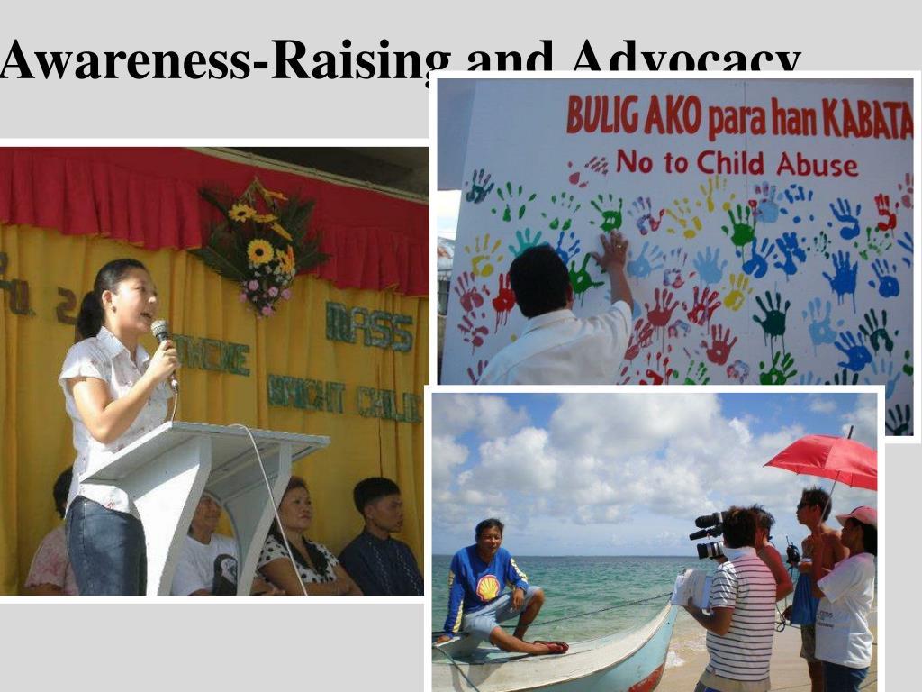Awareness-Raising and Advocacy