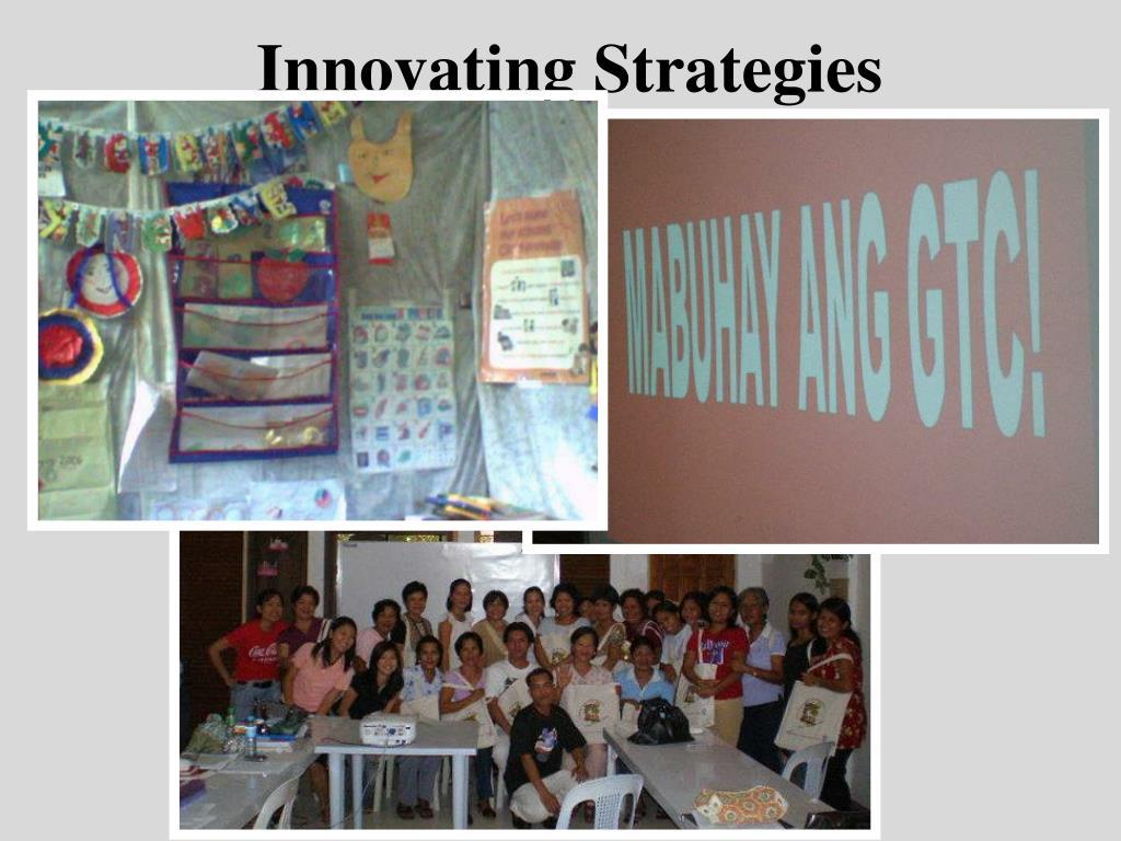 Innovating Strategies