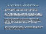 la sociedad internacional1