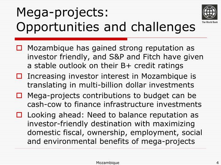 Mega-projects: