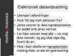 elektronisk dataindsamling1