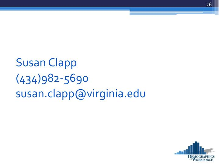 Susan Clapp