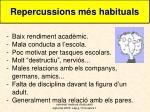 repercussions m s habituals