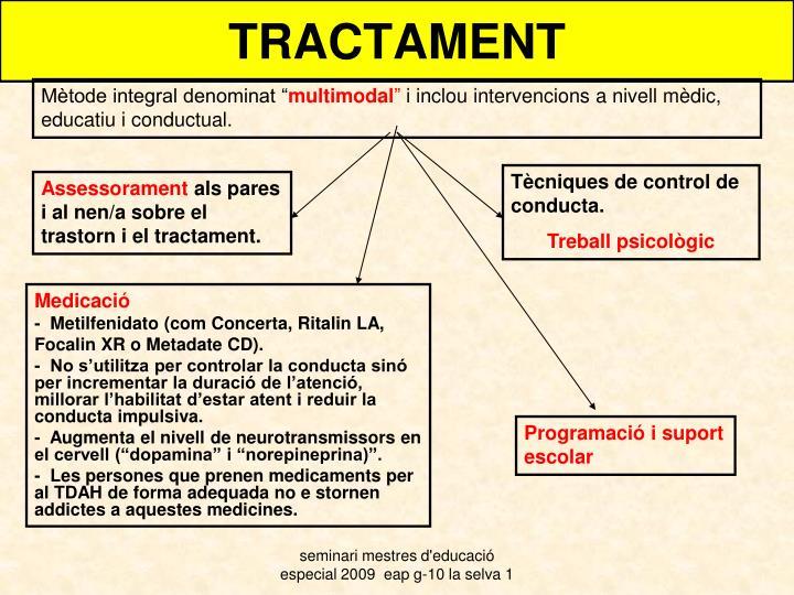 TRACTAMENT