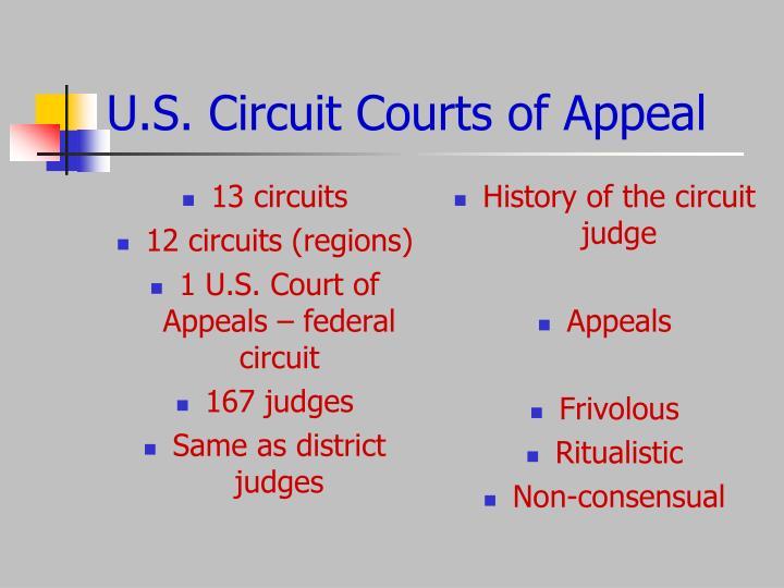 13 circuits