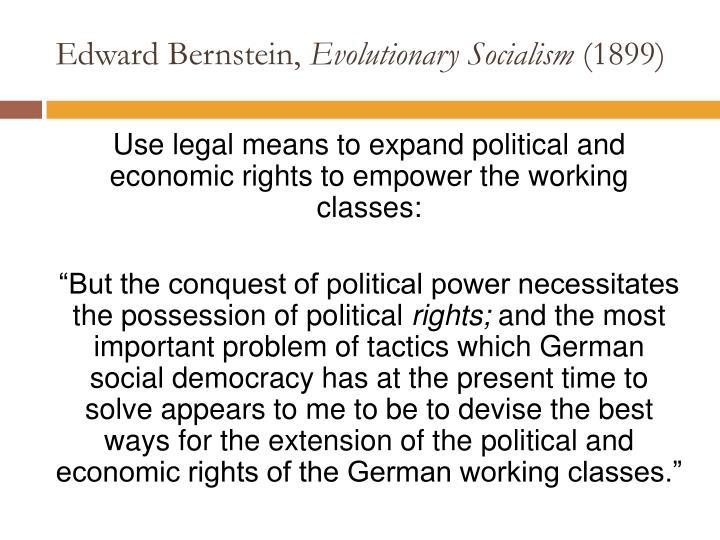 Edward Bernstein,