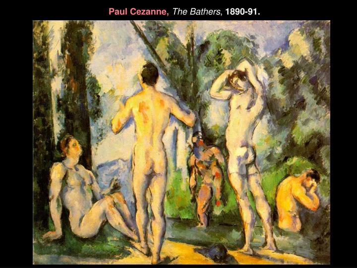 Paul Cezanne,